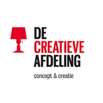 De creatieve afdeling